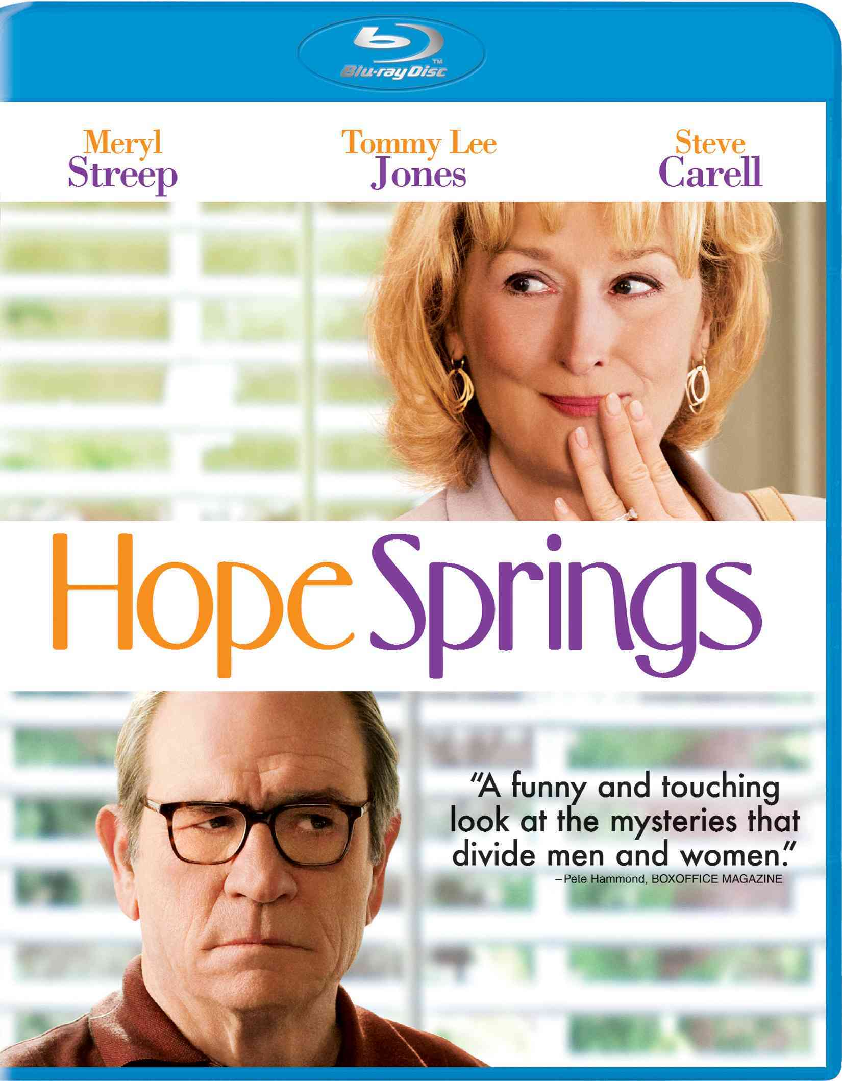 HOPE SPRINGS BY STREEP,MERYL (Blu-Ray)