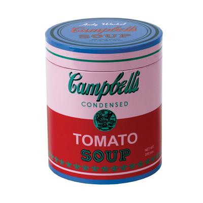 Andy Warhol Soup Can Pink 200 Piece Puzzle By Warhol, Andy (ILT)